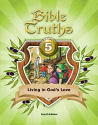 5th Grade Bible Truths Textbook Kit from BJU Press