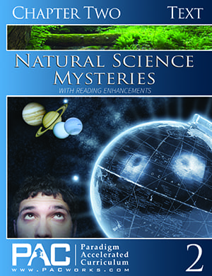 Natural Science Mysteries Chapter 2 Text from Paradigm Accelerated Curriculum