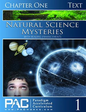 Natural Science Mysteries Chapter 1 Text from Paradigm Accelerated Curriculum