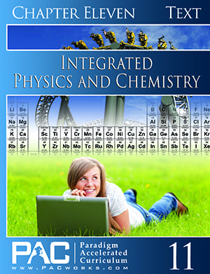 Integrated Physics and Chemistry Chapter 11 Text from Paradigm Accelerated Curriculum