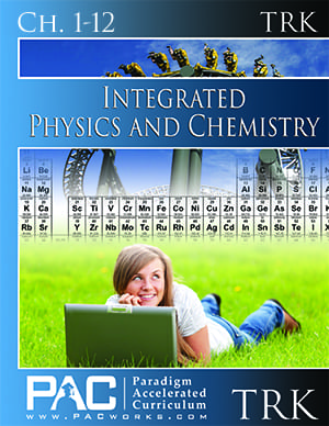 Integrated Physics and Chemistry Teacher's Resource Kit with CD from Paradigm Accelerated Curriculum