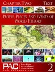 World History Chapter 2 Text from Paradigm Accelerated Curriculum
