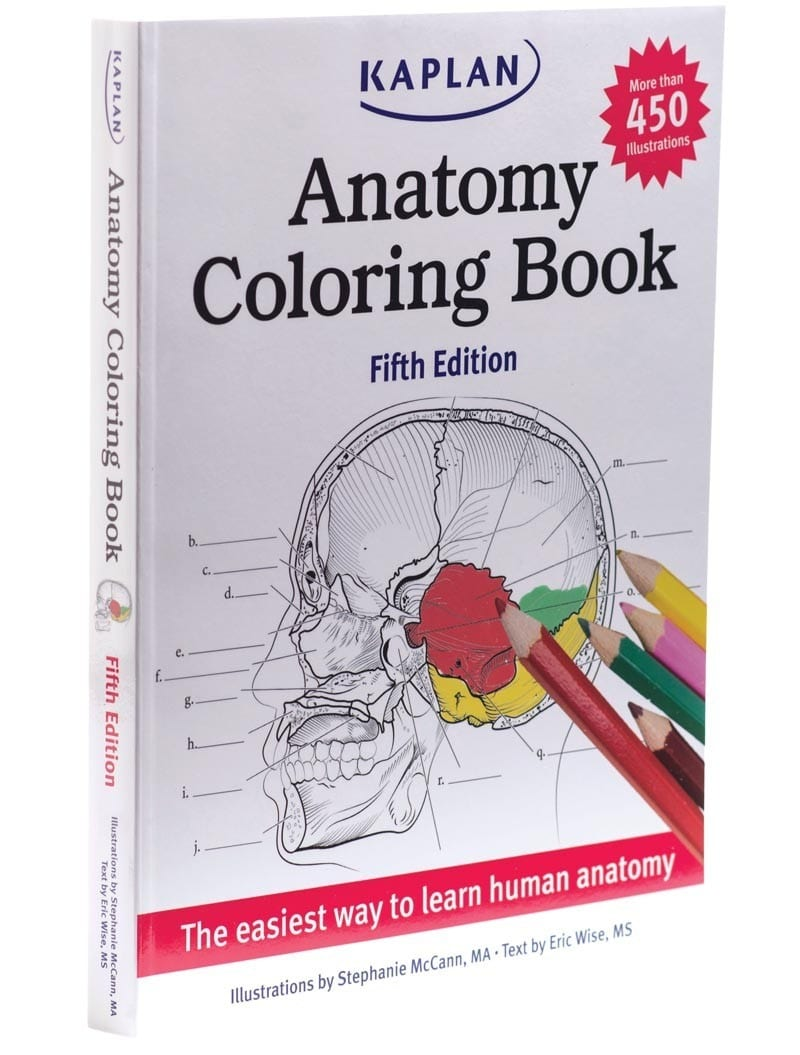 Anatomy Coloring Books For Medical Students