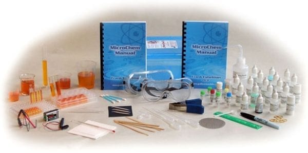 Chemistry Lab Kit from Quality Science Labs