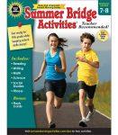 Summer Bridge Activities Grades 7-8 from Carson-Dellosa