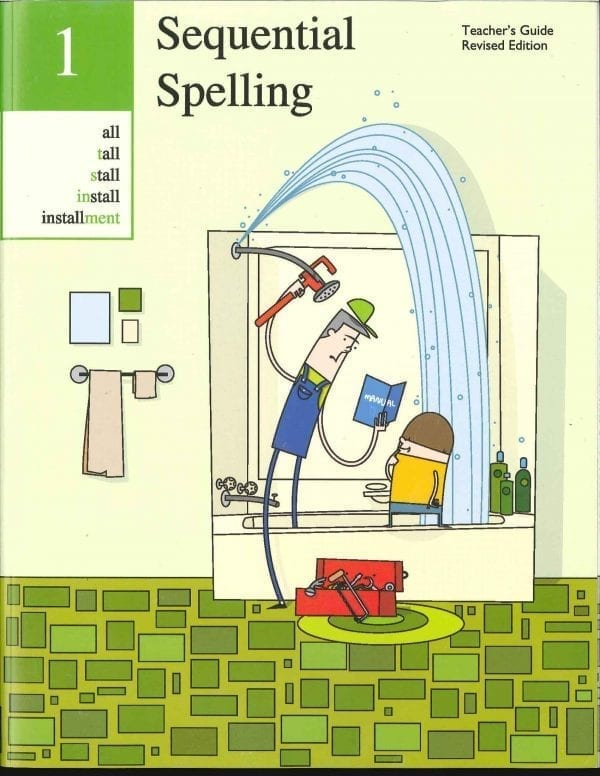 Level 1 Teacher's Manual by Sequential Spelling