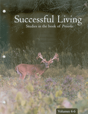 Successful Living Score Key 4-6