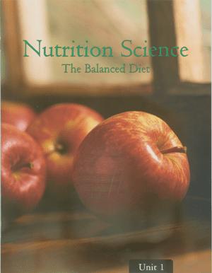 Nutrition Science Unit 1