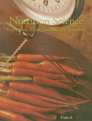 Nutrition Science Unit 6