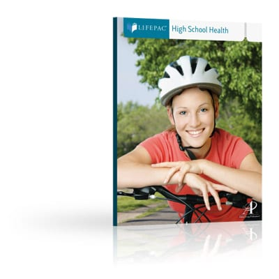 High School Health Unit 4 Worktext from Alpha Omega Publications