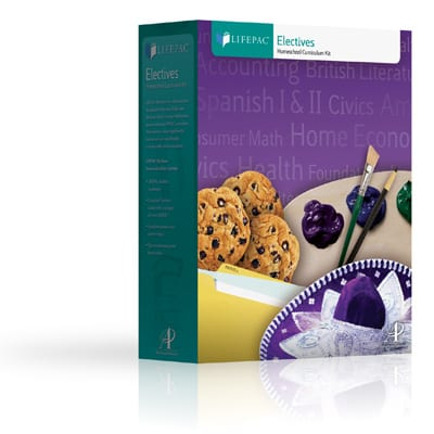 High School Health Complete Set from Alpha Omega Publications