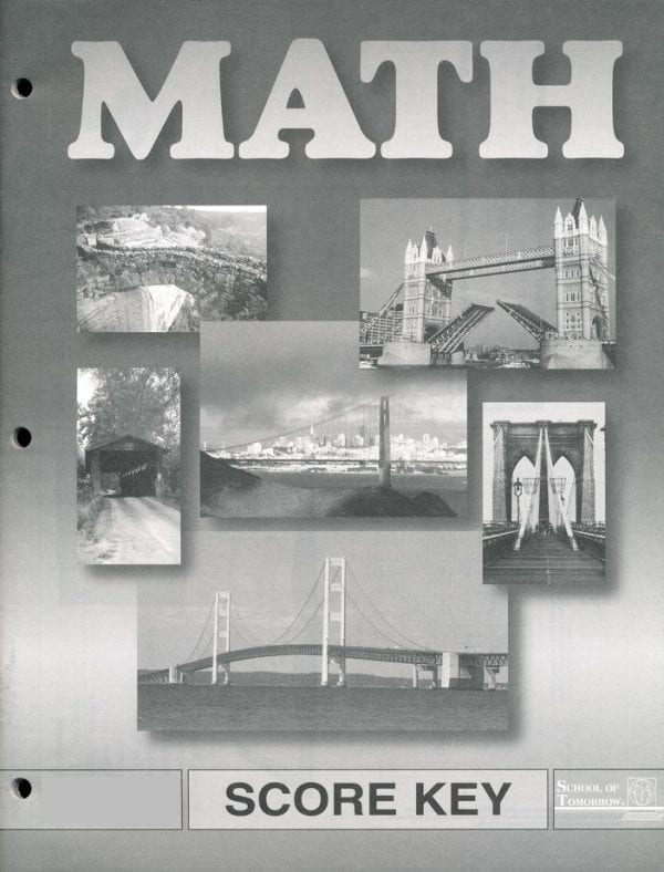 Math Answer Key 1043-1045