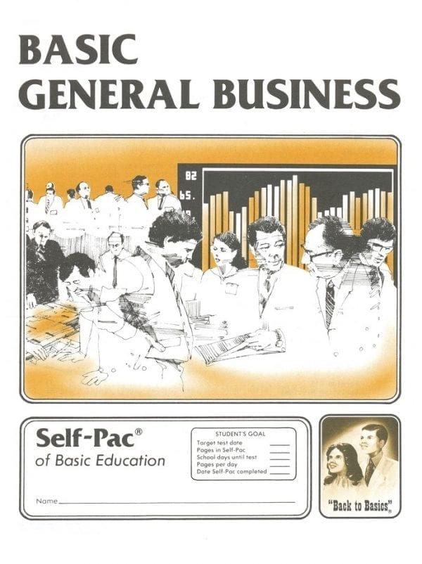 General Business Pace 100
