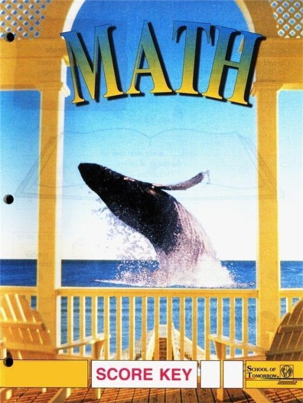 3rd Grade Math Answer Key