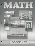 Math Answer Key 1061-1063