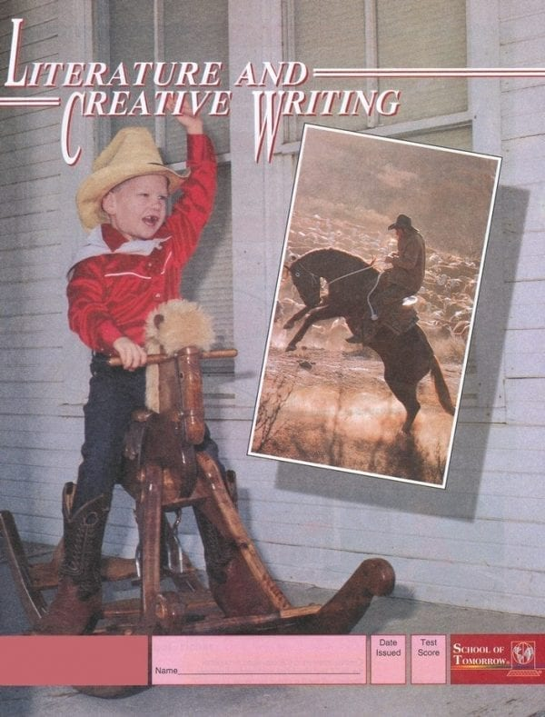 Literature and Creative Writing Pace 1032
