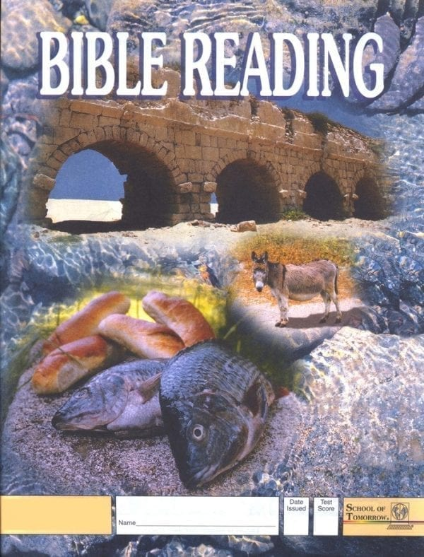 Bible Reading Pace 1030