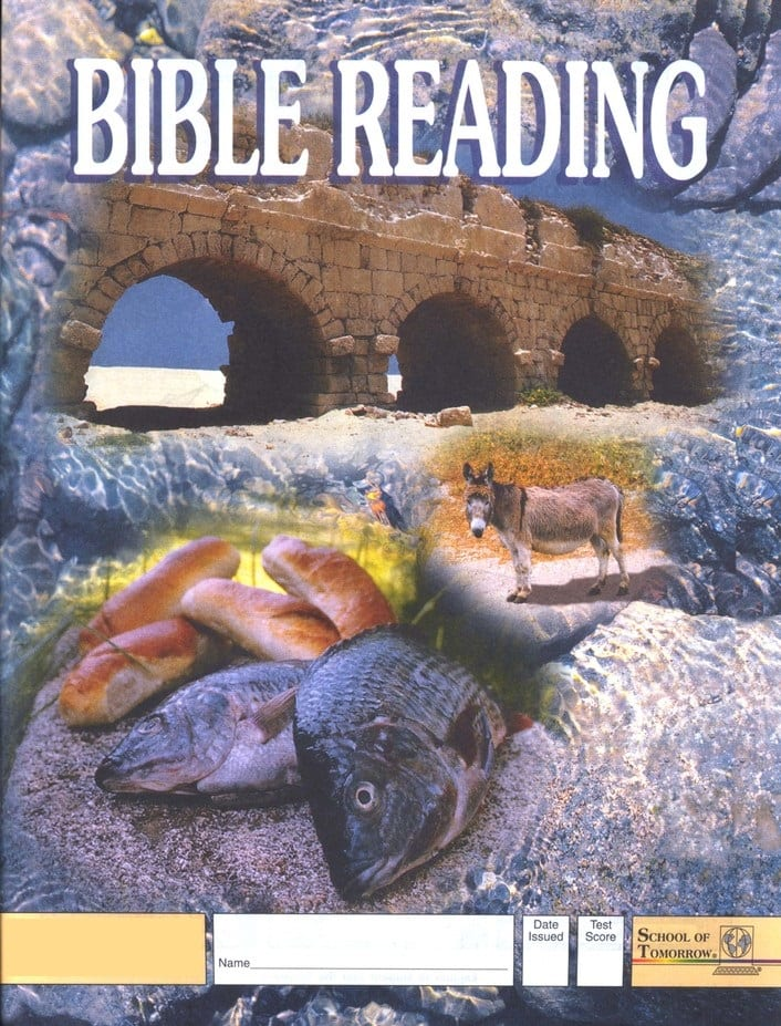 3rd grade bible reading pace 1031 by accelerated christian education. Black Bedroom Furniture Sets. Home Design Ideas