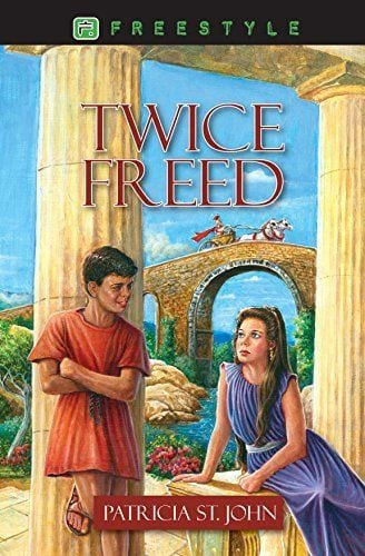 Twice Freed by Patricia M. St. John from Accelerated Christian Education