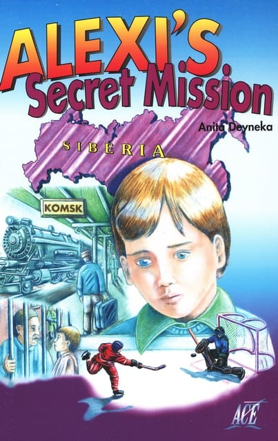 Alexis secret mission from accelerated christian education fandeluxe Choice Image