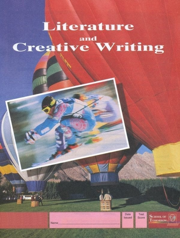 Literature and Creative Writing Pace 1055