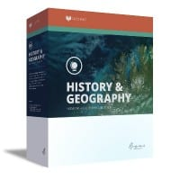 8th Grade History & Geography Complete Set from Alpha Omega Publications