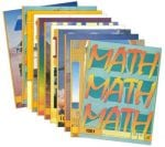 1st  Grade Math Pace Set by Accelerated Christian Education