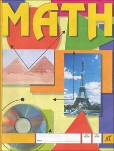 1st Grade Math Pace 1004 by Accelerated Christian Education