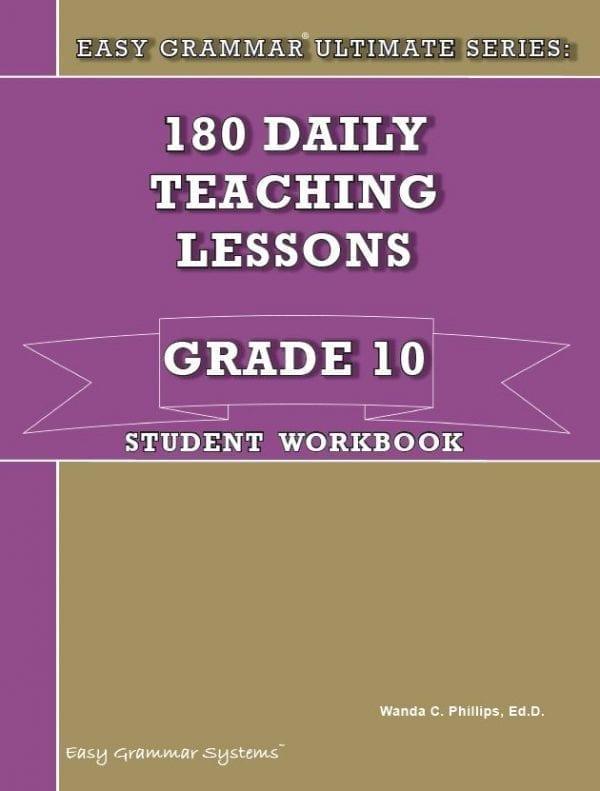 Grade 10 Student Workbook