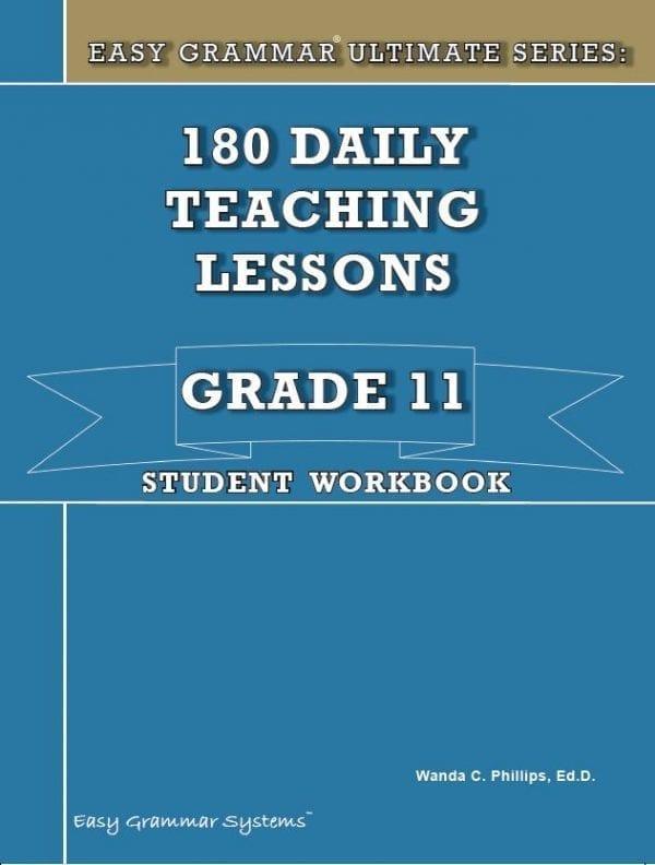 Grade 11 Student Workbook