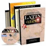Latin for Children A Complete Set