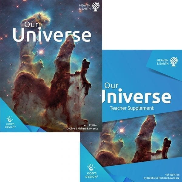 Our Universe Complete