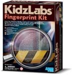 KL fingerprint kit