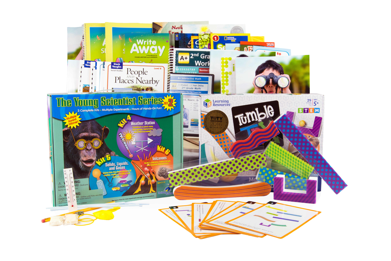 2nd Grade Curriculum Kit - WATCHER - Curriculum Express